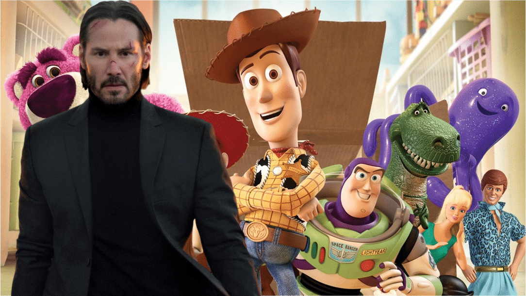 Keanu Reeves Toy Story