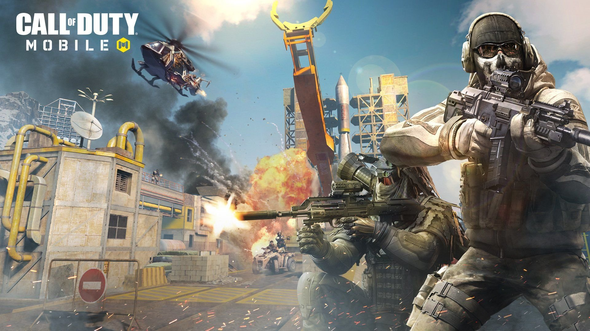 Imagem do Call of Duty: Mobile